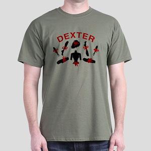 Dexter Dismembered Doll Dark T-Shirt