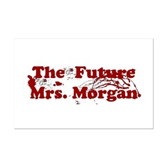The Future Mrs. Morgan Posters