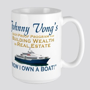 Castle Johnny Vong Large Mug