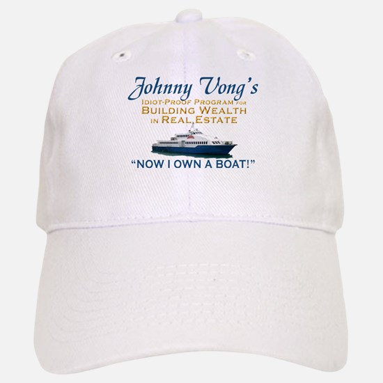 Castle Johnny Vong Baseball Baseball Cap