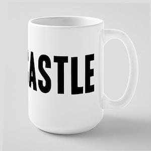 I Love Castle Large Mug