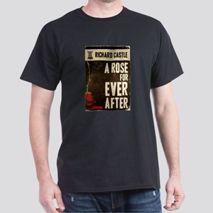Retro Castle Rose For Everafter Dark T-Shirt
