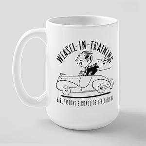 "Rare Visions ""Weasel"" Large Mug"