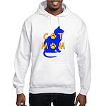 Cat Mom Hooded Sweatshirt