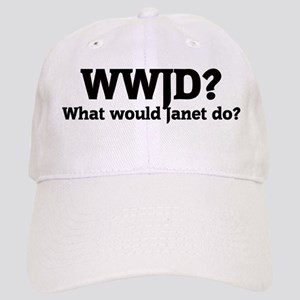 What would Janet do? Cap
