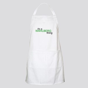 Wahlberg Thing Apron