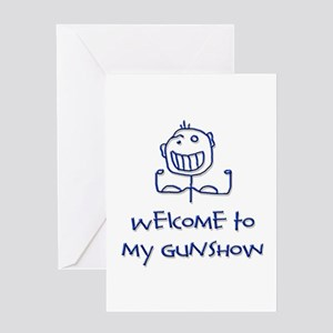 Welcome to... Greeting Card