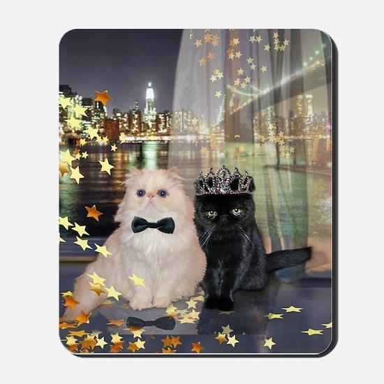 City Lulu Dress Up Mousepad