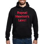 Repeal Newton's Laws Hoodie (dark)