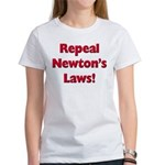 Repeal Newton's Laws Women's T-Shirt