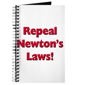 Repeal Newton's Laws Journal