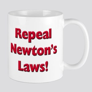 Repeal Newton's Laws Mug