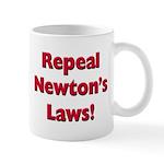 Repeal Newton's Laws Mug