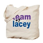 Team Lacey DWTS Tote Bag