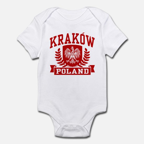 Krakow Poland Infant Bodysuit