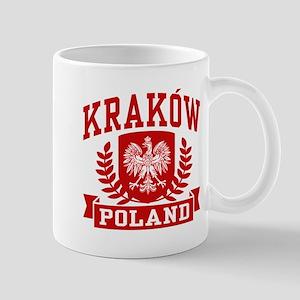 Krakow Poland Mug