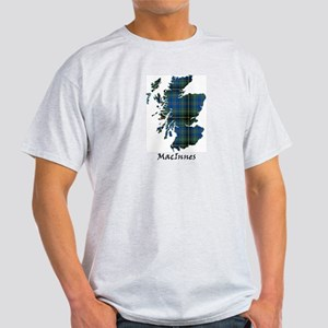 Map - MacInnes Light T-Shirt