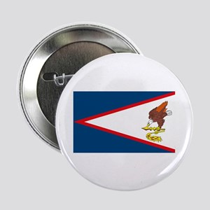 "American Samoa Flag 2.25"" Button (10 pack)"