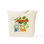 Garfield & Cie Logo Tote Bag