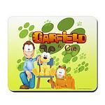 Garfield & Cie Logo Mousepad