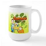 Garfield & Cie Logo Large Mug