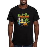 Garfield & Cie Logo Men's Fitted T-Shirt (dark)