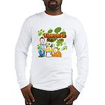 Garfield & Cie Logo Long Sleeve T-Shirt
