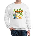 Garfield & Cie Logo Sweatshirt