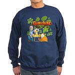 Garfield & Cie Logo Sweatshirt (dark)
