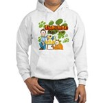 Garfield & Cie Logo Hooded Sweatshirt