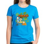 Garfield & Cie Logo Women's Dark T-Shirt