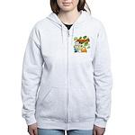 Garfield & Cie Logo Women's Zip Hoodie