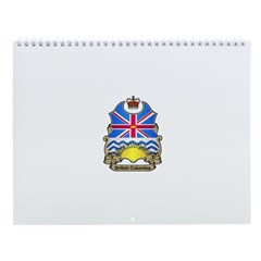 B.C. Shield Wall Calendar