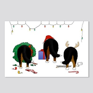 Berner Christmas Postcards (Package of 8)