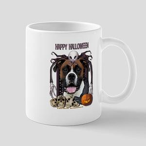 Halloween Nightmare - Boxer Mug