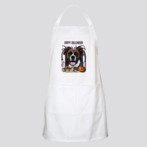 Halloween Nightmare - Boxer Apron