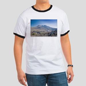 Mount St. Helens Ringer T