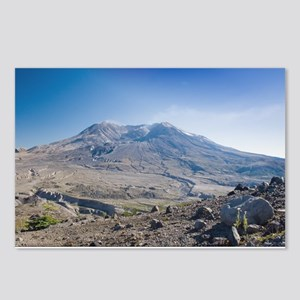 Mount St. Helens Postcards (Package of 8)