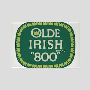 Olde Irish 800 Rectangle Magnet