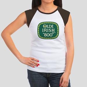 Olde Irish 800 Women's Cap Sleeve T-Shirt