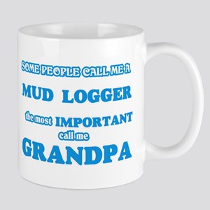 Some call me a Mud Logger, the most important Mugs