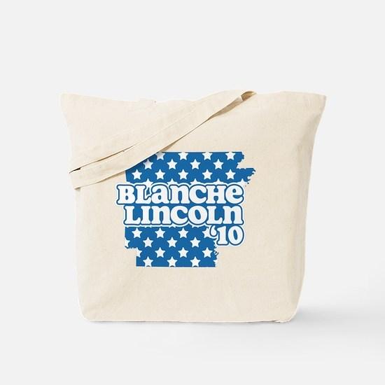 Blanche Lincoln '10 Tote Bag
