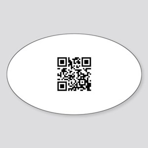I follow the Olde Ways Sticker (Oval)
