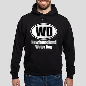 Water Dog Hoodie (dark)
