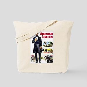 $19.99 Abraham Lincoln Tote Bag