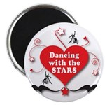 Dancing with the Stars Magnet