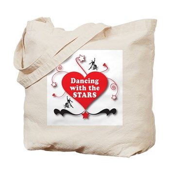 dancing with the stars totebag