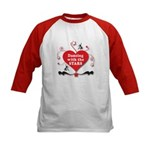 Dancing with the Stars Kids Baseball Jersey