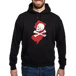 New Jersey Pirate Hoodie (dark)