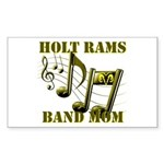 Band Sticker (Rectangle 10 pk)